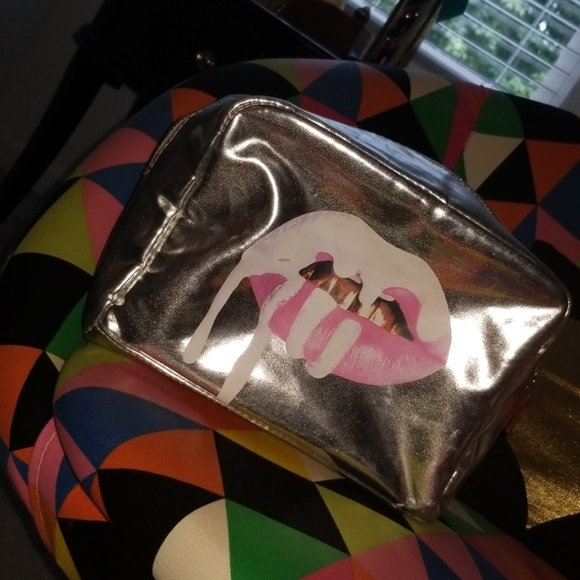 Kylie Cosmetics Other - Kylie Jenner makeup bag limited addition